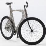 το πρώτο ατσάλινο τυπωμένο ποδήλατο με 3D τεχνική !
